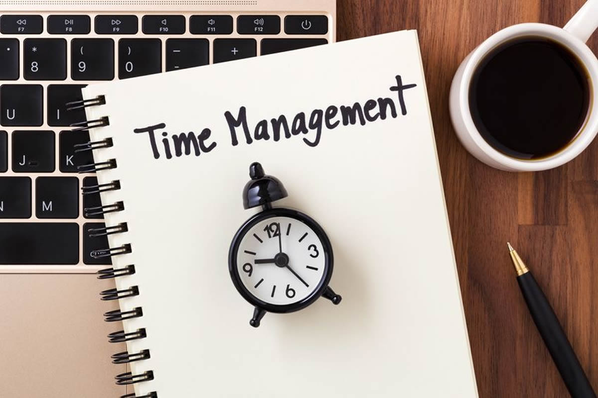 Four Time Management Tips to Apply to Your Work in the Lab