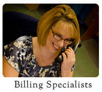 Billing Specialists